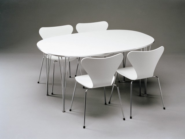 Series 7 and Superellipse table